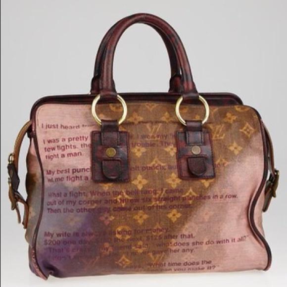 💎Jokes💎collector Louis Vuitton bag